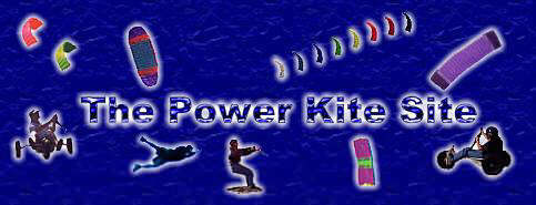 Welcome to the Power Kite Site - click to enter
